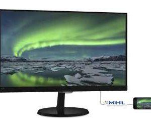 Philips 227E7QDSB 21.5 inches Flicker-Free LED Monitor