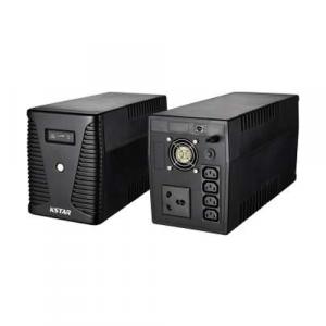 KSTAR Micro 600 600VA/360W Line-Interactive Simulated Sinewave Tower UPS