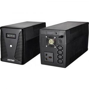 KSTAR Micropower series KS-UA200 2,000VA Line Interactive UPS