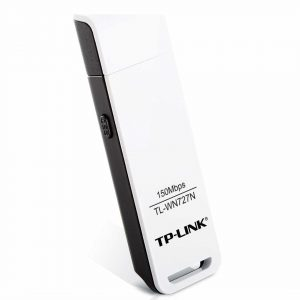 TP-Link TL-WN727N Wireless N150 USB Adapter,150Mbps,