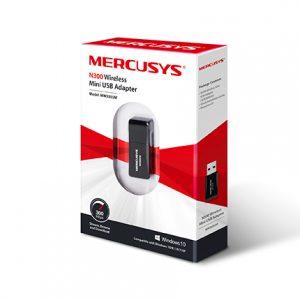 Mercusys MW300UM Wireless Mini USB Adapter