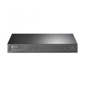 TP-Link T1500G-10PS (TL-SG2210P) JetStream 8-Port Gigabit Smart PoE Switch with 2 SFP Slots Original
