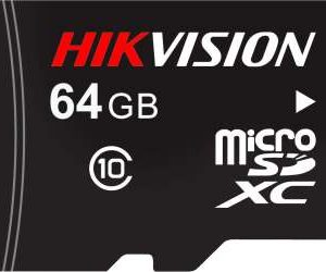Hikvision 64GB class10 Micro SD Card w/ Adapter