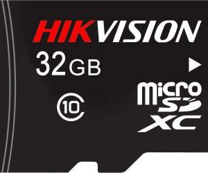 Hikvision 32GB High Speed TF Memory Card w/ Adapter