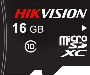 Hikvision 16GB High Speed TF Memory Card w/Adapter