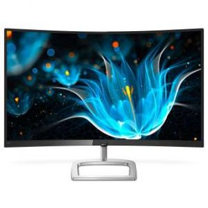 Philips 27-inch Curved Display 278E9QHSB Desktop LCD Monitor
