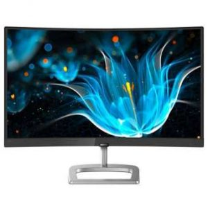 Philips 248E9QHSB 23.6 inch Curved Monitor with Ultra Wide-Color