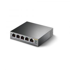TP-Link TL-SG1005P 5 Port Gigabit Desktop Switch with 4 Port PoE Original