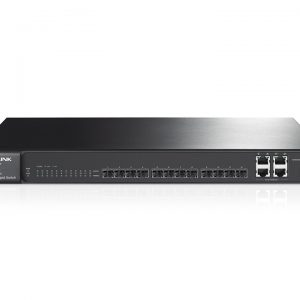 TP-Link TL-SG5412F JetStream 12-Port Gigabit SFP L2 Managed Switch with 4 Combo 1000BASE-T Ports