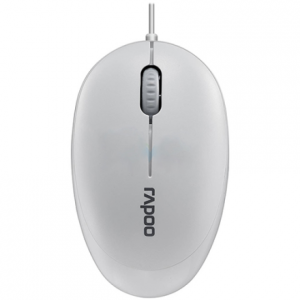 Rapoo N1500 Wired USB Optical Mouse Desktop Mice