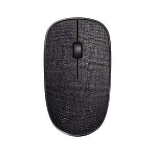 Rapoo 3510 Plus 2.4GHz Wireless Optical Fabric Mouse Black