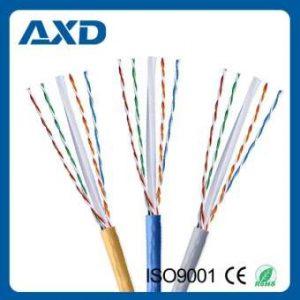 AXD CAT6 BC (INDOOR) XD-1008-1 UTP CABLE 305 METERS