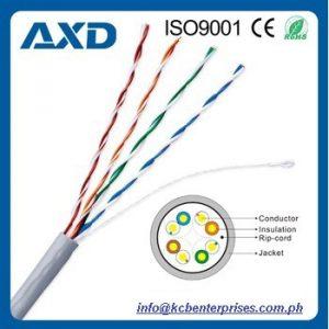 AXD CAT5E BC (INDOOR) XD-1003-1 UTP CABLE 305 METERS