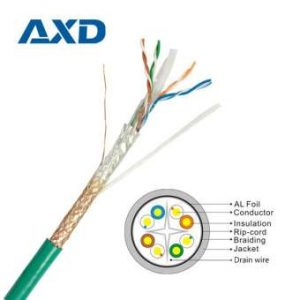 AXD CAT6 BC (OUTDOOR) XD-1013-1 UTP CABLE 305 METERS