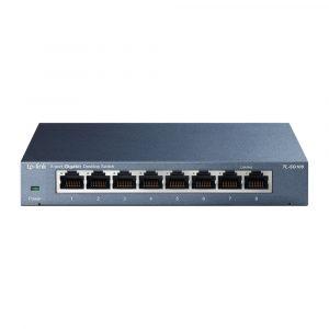 TP-Link (TL-SG108) 8 Port Gigabit Ethernet Network Switch original