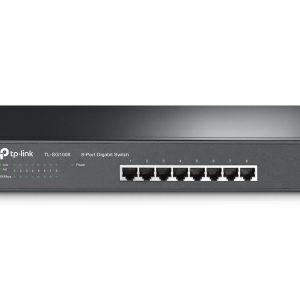 TP-Link TL-SG1008 8-Port Gigabit Desktop/Rackmount Switch Original