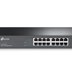 TP-Link TL-SF1016DS 16-Port 10/100Mbps Desktop/Rackmount Switch Original