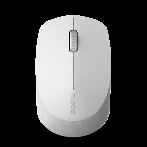 Rapoo M100 (white) Silent Multi – Mode Mouse 1300dpi